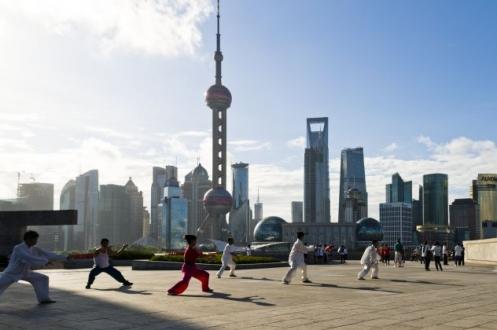 Christoph Mohr »Menschen und Kulissen in China«