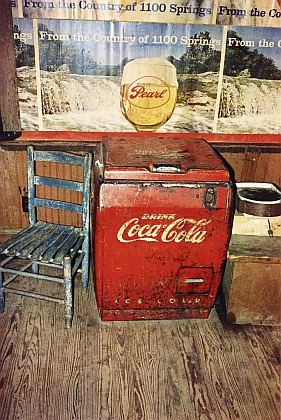 William Eggleston, Mississippi
